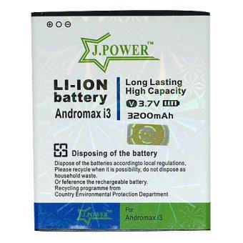 J.Power Baterai Double Power for Andromax i3 - 3200mAh .