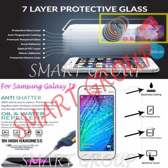 Smart Tempered Glass for Samsung Galaxy J1 with Bundle Picks