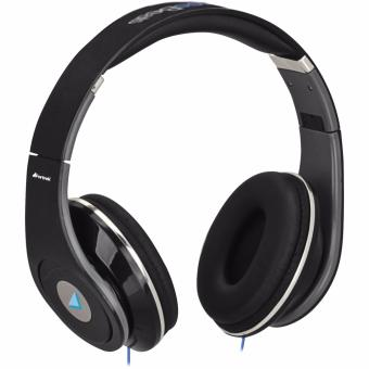 Harga Headset Headphones Bass Beats With Mic HDP-602 FORTREK Original