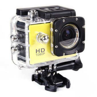Harga 2.0 Inch HD Action Camera 30m Waterproof Sports Camera - intl