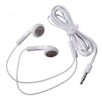 Harga Apple EarPhone / Headset iPhone 3G/S 4G/S - Putih