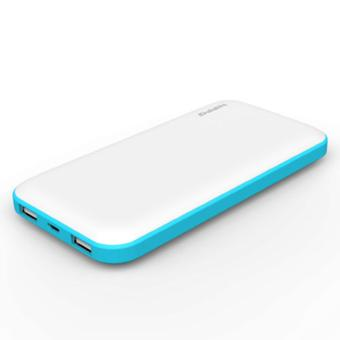 7800 Mah Leather Texture Source Bcare Powerbank Slim Leather Texture Charging Cable.