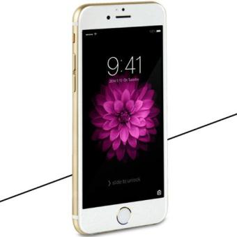 Tempered Glass 3D Round Edge Carbon Fiber for iPhone 6 Plus/6s Plus - Full