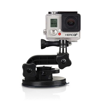 Harga GoPro Suction Cup Mount - Hitam