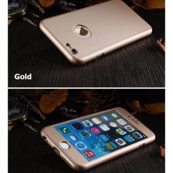 ... Tanpa Bolongan Logo Apple Casing Source · Apple iPhone Source Galeri Produk hardcase case 360 iphone 6 6s casing full body cover gold
