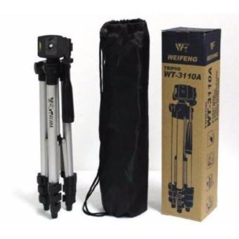 Harga Tripod Kamera Weifeng WT 3110A Pocket Camera DSLR Action Camera