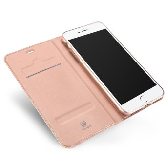 Harga Dux Ducis PU Phone Case for iPhone7 Plus Skin Serious - intl