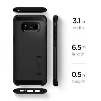 Case Spigen Tough Armor Samsung Galaxy J7 Prime Hitam Daftar Harga Source · Spigen Samsung Galaxy S8 Plus Casing Tough Armor Black 3