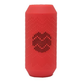 Harga Generic Speaker Bluetooth Wireless J16 Mini Merah