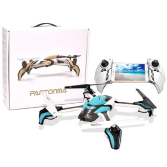 Kaideng K80 Pantonma 2MP Camera WIFI FPV Obstacle Avoidance RC Quadcopter RTF - 4