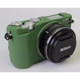 Soft Silicone Rubber Camera Case for Nikon J5 - intl ...