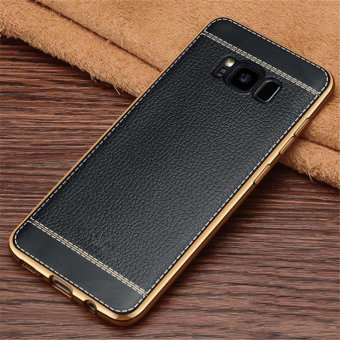 Harga Litchi Pattern Back Cover Case For Xiaomi 5c Black Intl Source Harga .