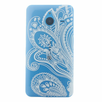 For Microsoft Lumia 535 Case Moonmini Flexible Extremely Thin Soft Source Case for .