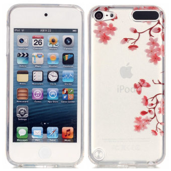 Ultra Thin Soft TPU Gel Silicone Back Case Cover for Apple iPod Touch .
