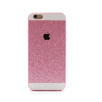 Harga Paroparoshop Glitter Softcase For Iphone 6 - Pink