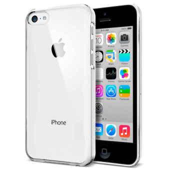 Harga Case Softcase Ultrathin Soft untuk Iphone Se / 5S / 5 – Clear