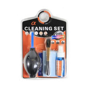Harga Third Party Cleaning Set Alat Pembersih Sony Alpha