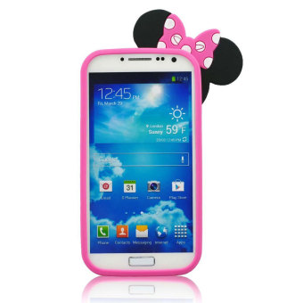 Silicone Case Cover Source Pink 3d Cute Teddy Bear Soft Rubber Source Leegoal .