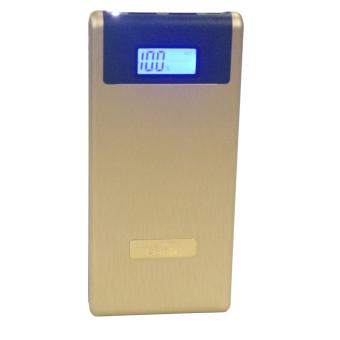 Harga Power Bank Super Li-ion Polymax II 15000mAh Gold