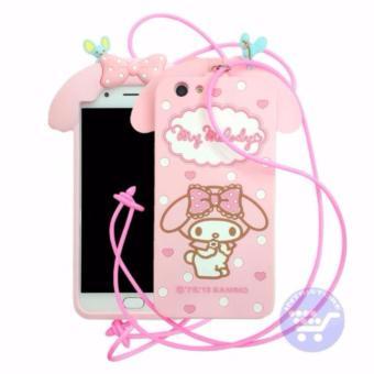 Intristore My Melody Soft Silcon Phone Case Oppo F1s .