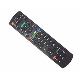 Harga Panasonic Remote Control LED LCD TV - Hitam