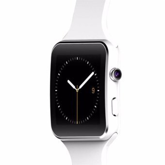 Bluetooth Smart Watch X6 Smartwatch For Iphone Android Phone Support SIM Card With Camera FM Facebook