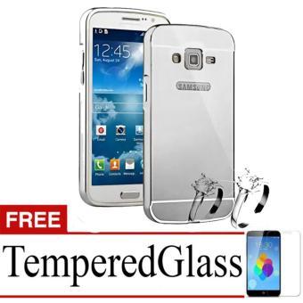Silver Free Source · Case Aluminium Bumper Mirror For Infinix Hot Note 2 .
