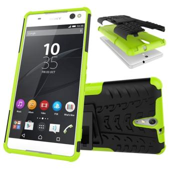 Gambar Produk Mooncase Case For Sony Xperia C5 Ultra Detachable 2 in 1 .