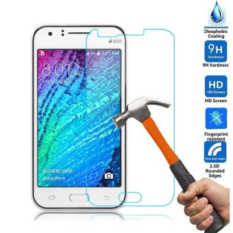 For Samsung Galaxy J1 2015 Matte Frosted Premium 9H Tempered Glass Screen Protector .