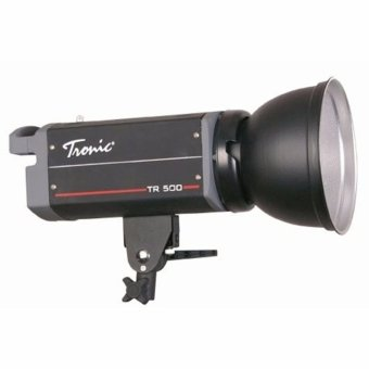 Harga Tronic TR500 Professional Studio Flash + Reflector