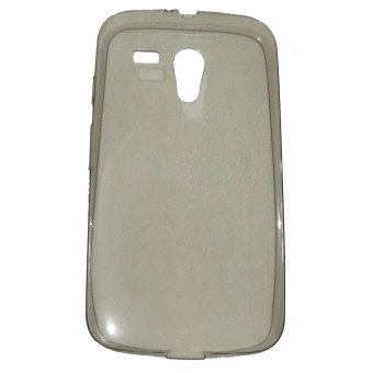 Harga Emco for Motorola Moto G Executive Premium Max MR OEM Back Side Cover Bumper Case - Abu-abu