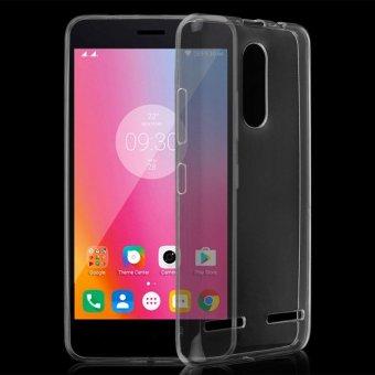 Promo Ultra Slim Soft Tpu Transparent Back Case Cover For Lenovo Source · Ultra Slim TPU