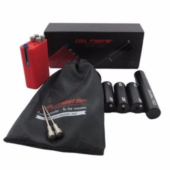 Harga Authentic Original Coil Master Coiling Kit V4 - coil jig