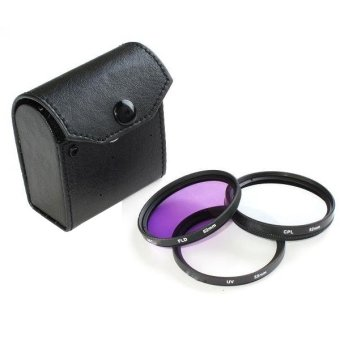 Harga Optic Pro Filter Kit Mod 1 - UV+CPL+FLD 40.5mm