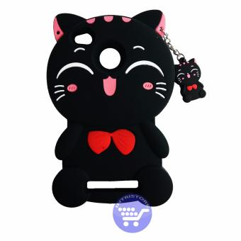 Harga Intristore Little Cat Soft Silicon Phone Case Xiaomi Redmi 3s