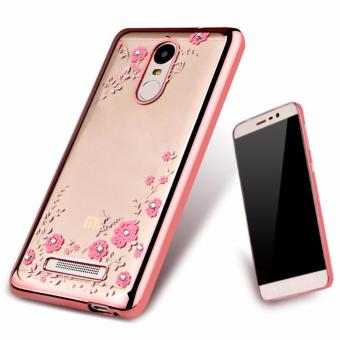 Universal Flower Diamond Softcase Vivo Y35 Gold Daftar Harga Source · Softcase Chrome Flower Xiaomi Redmi