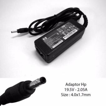Harga HP Original Adapter Compaq 19.5V 2.05A Netbook HP Mini - Black