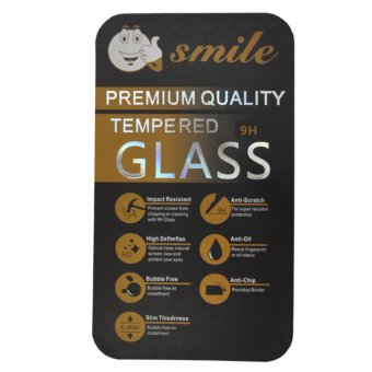 Harga Smile Tempered Glass Meizu M5