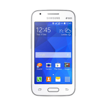 Harga Samsung Galaxy V Plus - 4 GB - Putih