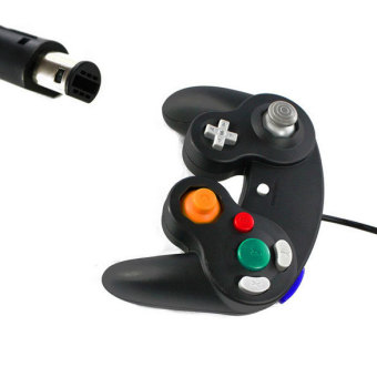 YBC Game Controller for Nintendo Gamecube (Black) Images Gallery