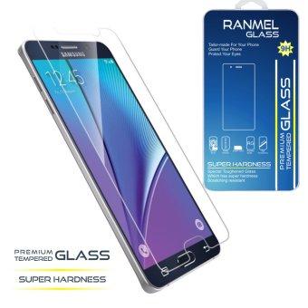 Ranmel Glass Tempered Glass Untuk Samsung Galaxy A5 2016 Screen Protector Pelindung Layar
