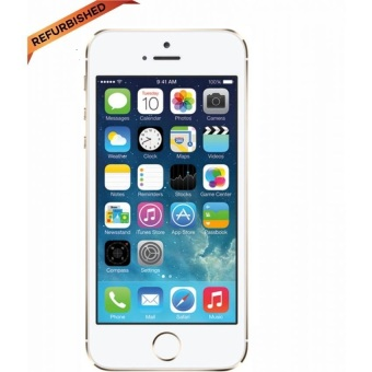 Harga Refurbished Apple iPhone 5S - 32 GB - Gold