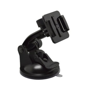Harga Others Camzone Car Holder/Suction Cup With Flat Mount for Xiaomi Yi/Gopro/Brica