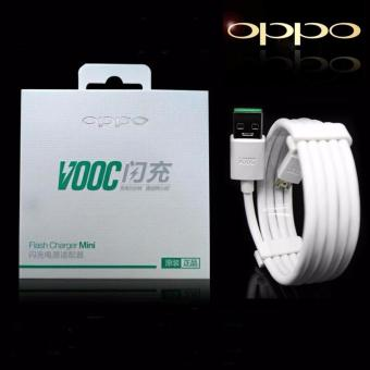 Harga OPPO VOOC Kabel Data and Fast Charging - Original