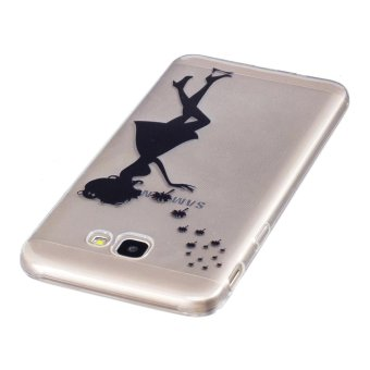 Lightweight Soft Silicon Source Moonmini Case for Samsung Galaxy J5 Prime Slim Fit .