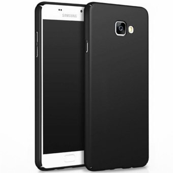 Baby Skin Hard Plastic Back Cover Case For Samsung Galaxy A3 2017 A320 with HDScreen Protector
