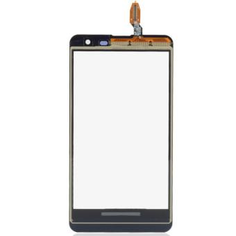 Fancytoy Layar Sentuh Digitizer Panel Kaca Luar Suku Cadang Pengganti FR Nokia Lumia625