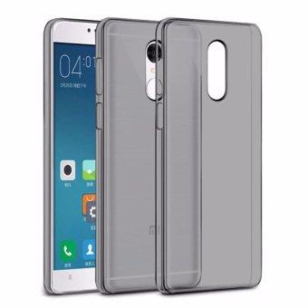 Harga Casing Handphone Softcase Ultrathin Untuk Xiaomi Redmi Note 4 – Abu