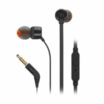 Harga JBL T210 InEar Earphone - Black