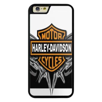 Harga Phone case for iPhone 6Plus/6sPlus harley_davidson_logo_wallpapers_background cover for Apple iPhone 6 Plus / 6s Plus - intl